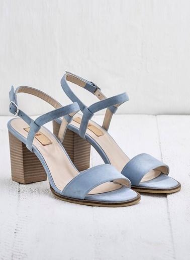 Elle Ayakkabı Mavi